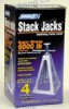 SET OF 4 STACK JACKS - CAST ALUMINUM - 6000LB CAP. BY OLYMPIAN / CAMCO # 44560