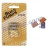 5-pack ATC 10 Amp Auto Fuse by Buss