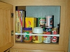 3pk Refrigerator and Shelf Single Bars (Short)