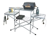 Deluxe Folding Grill Table