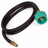 "36"" RV Type 1 Pigtail Propane Hose"