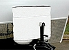 20lb LP VINYL TANK COVER DOUBLE 5 GAL. ARCTIC WHITE BY CAMCO # 45302