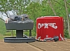 Little Red Portable Campfire by Camco
