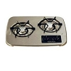 2-BRNR SUBURBAN DROP-IN COOKTOP BLACK MODEL # 2937ABK