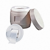Round Hossack Portable Toilet by Reliance, 9844-21