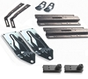 FRONT FRAME MOUNT TIEDOWN KIT (2007-2012 CHEVY/GMC NBS) BY HAPPIJACK # 048-FT-CG07S (182905)