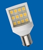 200 LMS White LED Light Bulb