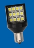 200 LMS Black LED Light Bulb