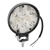 LED Work Light Round Aux
