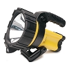 Cordless Rechargeable Spotlight Yellow