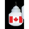 25' Canada 6 Globe Light Set