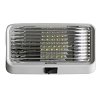 LED Porch Light w/ Clear Lens