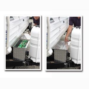 Power Armor Locking Battery Box