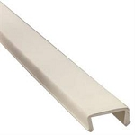 JR Products Phillips Style Screw Cover - Colonial White