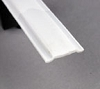 25' ROLL FLEXIBLE SCREW COVER PLASTIC INSERT COLONIAL WHITE AP PRODUCTS # 011-368