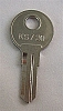 TriMark Key KS720 (Key Blank) For Key Codes TM 700-729
