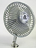 12 Volt Oscillating Fan 6 inch Blade by Prime Products, 06-0600