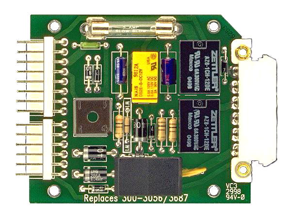 300_3056_3687new replacement onan generator board 300 3056 or 300 3687 Onan 4000 Generator Wiring Diagram at gsmx.co