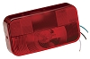 Series 92 Tail Light with Black Base (#30-92-106) by Bargman