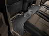 WeatherTech FloorLiner Center Black Mats for 2015 Expedition EL, 441072