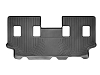 WeatherTech FloorLiner 3rd row Black Mats for 2015 Expedition EL, 441073