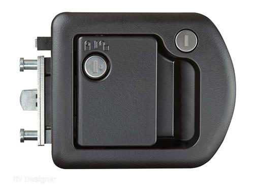 Trimark 60 650 Motorhome Entry Door Lock With Deadbolt