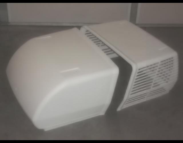 Coleman Mach Air Conditioner Shroud