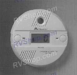 Hydroflame Battery Operated Co Detector Digital Display