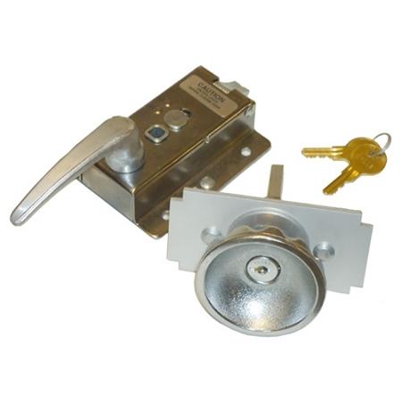 Decker 1042 flush type door lock for Door lock types