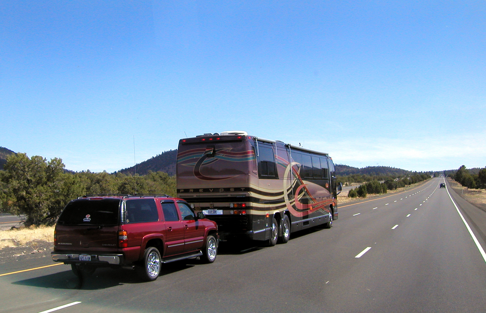 How to Tow a Vehicle with Your RV