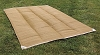 6' x 9' Reversible Awning Mat - Brown