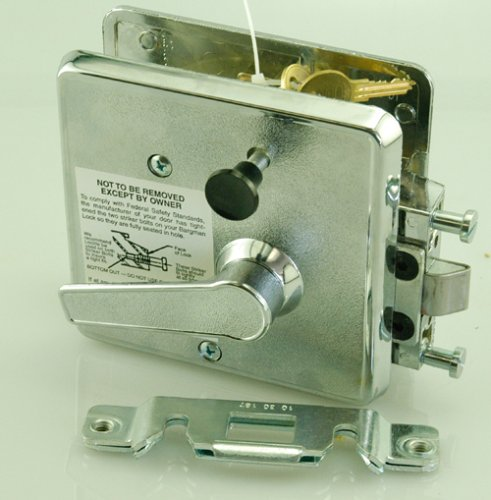 Bargman L300 Replacement Lock By Bauer