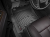 WeatherTech FloorLiner Front Black Mats for 2015 Expedition EL, 443531