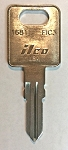 ILCO 1681 Key Blank FIC3, set of 15 keys