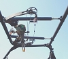 Quick-Draw� Overhead Bow Rack for UTV's