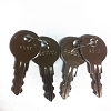 SouthCo Replacement Keys R001 through R010 click to select key number below