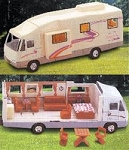 Class A Motor Home Toy