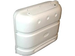 Icon Propane Tank Cover, Deluxe Model with Hatch