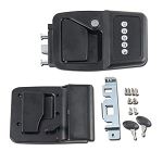 Bauer Electric Touch Pad Motor Home Lock