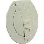 Awning Pole Storage Hatch, Colonial White