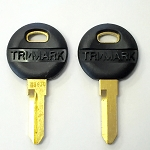 TriMark Key KS970 Round Head (Key Blank)  TA001-183