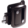 Global Travel Trailer Entrance Door Lock, Black