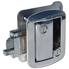 Global Travel Trailer Entrance Door Lock, Chrome