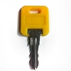 Yellow Fob Global Link Change Key, Only Available to RV Dealers and Locksmiths