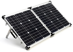 Zamp Solar Portable Kit 80 Watt 4.6 Amp ZS-US-80-P