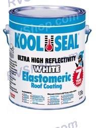 Kool Seal Elastomeric Roof Coating 1 Gallon