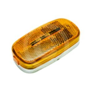 9 Diode 4X2 Amber Marker Light