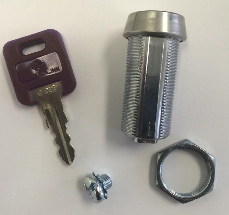 Ch751 Baggage Door Cam Lock Replacement