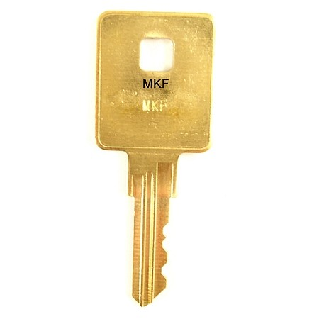 "MKF - TriMark Master Key ""F"" (TM201-TM250)  Only Available to RV Dealers and Locksmiths"