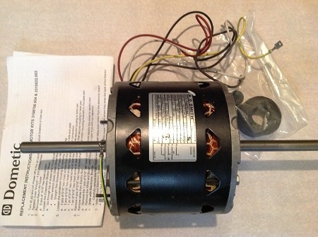Dometic Duo Therm Air Conditioner Motor